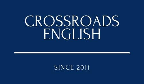 Crossroads English